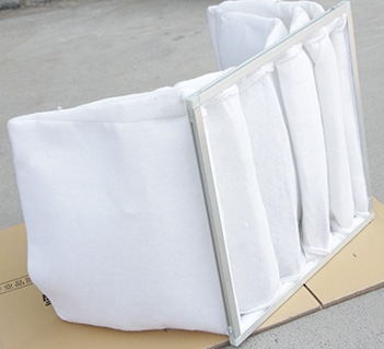 带框式袋式初效过滤器
