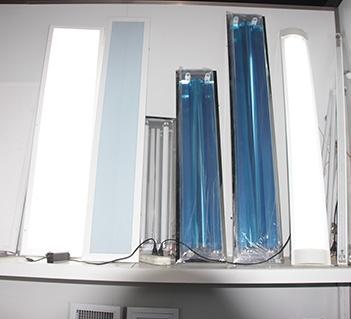 温岭平板LED净化灯