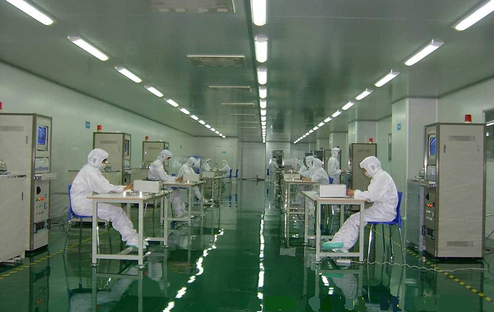 青岛冠捷科技工程案例