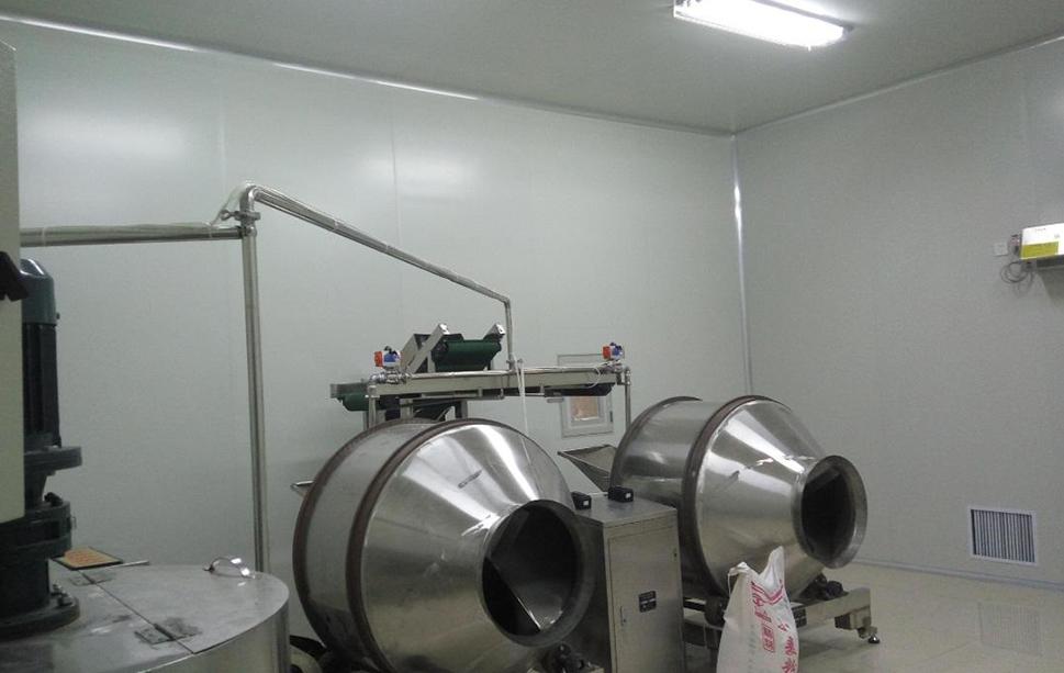青岛华海药业工程案例